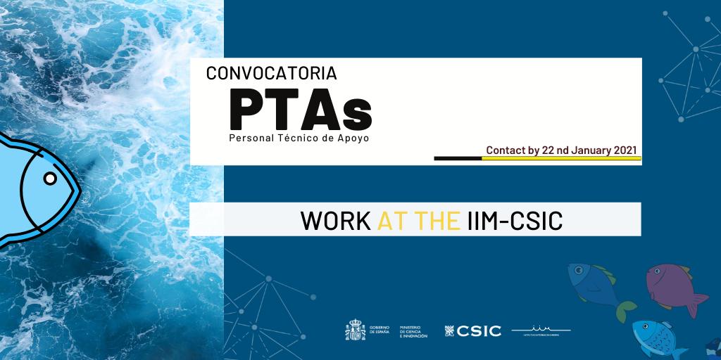 Work at IIM-CSIC