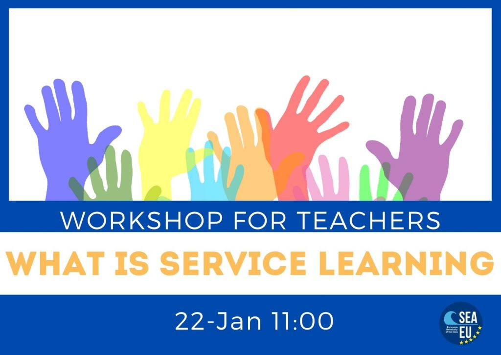 Workshop: What is service learning?